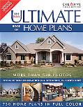 New Ultimate Book of Home Plans