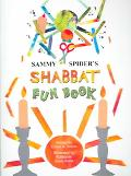 Sammy Spider's Shabbat Fun Book