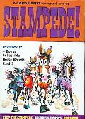 Stampede! A Horsin' Around Card Game