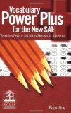 Vocabulary Power Plus for the New SAT, Book 1