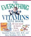 Everything Vitamins Mini Book All You Need to Know, from A to ZInc