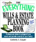 Everything Wills and Estate Planning Book Professional Advice to Safeguard Your Assets and P...