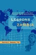 Banking and Micro-Finance Regulation and Supervision Lessons from Zambia