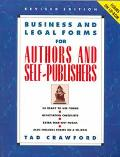 Business & Legal Forms for Authors and Self-Publishers