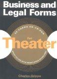 Business and Legal Forms for Theater