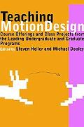 Teaching Motion Design