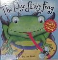 Icky Sticky Frog
