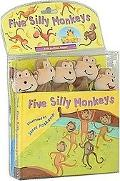 Five Silly Monkeys