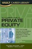 Vault Private Equity Career Guide