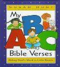 My ABC Bible Verses Hiding God's Word in Little Hearts