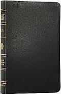 Classic Reference Bible English Standard Version, Black, Bonded Leather