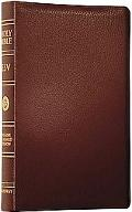 Holy Classic Reference Bible English Standard Version, Burgundy, Bonded Leather