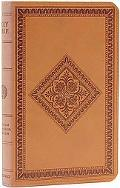 Holy Bible English Stanard Version, Trutone Tan Imitation Leather