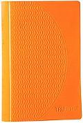 Holy Bible English Standard Version, Orange, Durable Rubber Cover, Compact Size, Complete Bi...