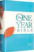 One Year Bible English Standard Version, Arranged in 365 Daily Readings