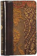 Holy Bible English Standard Version, Gold, Regency Design, Red Letter