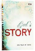 Holy Bible God's Story As Told by John