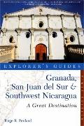 Granada, San Juan del Sur and Southwest Nicaragua : Great Destinations Central America