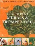 How to Paint Murals & Trompe L'Oeil