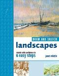 Draw and Sketch Landscapes Sketch With Confidence in 6 Steps or Less