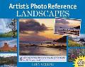 Artist's Photo Reference Landscapes