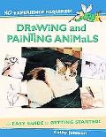 No Experience Required Drawing & Painting Animals