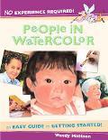 People in Watercolor