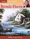 Painting With Brenda Harris Lovely Landscapes