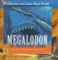 Megalodon: The Prehistoric Shark - Stephen Cumbaa - Book and Toy
