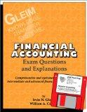 Financial Accounting Exam Questions and Explantions Book and 3.5