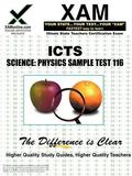 Icts Science Physics Sample Test 116