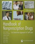Handbook of Nonprescription Drugs: An Interactive Approach to Self-Care
