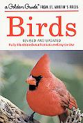 Birds A Guide to Familiar Birds of North America