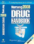 Nursing 2008 Drug Handbook