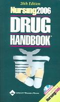 Nursing 2006 Drug Handbook and Stedman's Medical Dictionary for the Health Professions and N...