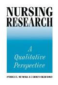 Nursing Research A Qualitative Perspective