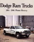 Dodge Ram Trucks 1994-2001 Photo History