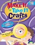 Create and Take Bible Crafts: Parables and Miracles