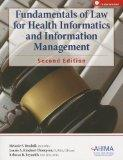 Fundamemtals of Law for Health Informatics and Information Management [With CDROM]