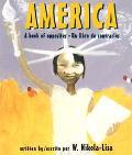 America A Book of Opposites/UN Libro De Contrarios