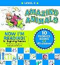 Animal Antics Level One Short-Vowel Sounds