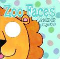 Zoo Faces A Book of Masks