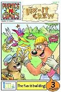 The Fix-It Crew (Phonics Comics Series)