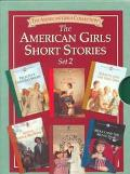 American Girls Short Stories: Felicity's Dancing Shoes; Again, Josefina!; Kirsten and the Ne...