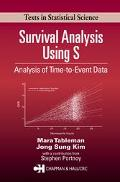 Survival Analysis Using S Analysis of Time-To-Event Data