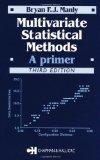 Multivariate Statistical Methods A Primer