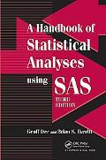 Handbook of Statistical Analyses Using Sas
