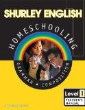 Shurley English Homeschool Kit, Level 1