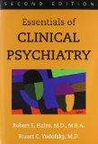 Essentials of Clinical Psychiatry (Hales, Essentials of Clinical Psychiatry)