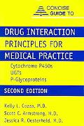 Concise Guide to Drug Interaction Principles for Medical Practice Cytochrome P450, Ugts, P-Glycoproteins